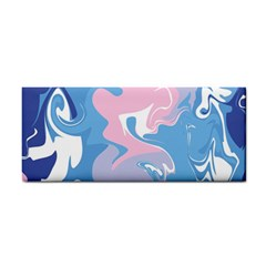 Abstract Marble 10 Cosmetic Storage Cases by tarastyle
