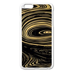 Abstract Marble 15 Apple Iphone 6 Plus/6s Plus Enamel White Case by tarastyle