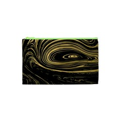Abstract Marble 15 Cosmetic Bag (xs) by tarastyle