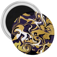 Abstract Marble 17 3  Magnets by tarastyle