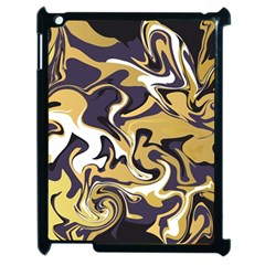 Abstract Marble 17 Apple Ipad 2 Case (black) by tarastyle