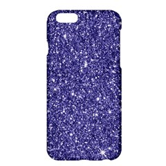 New Sparkling Glitter Print E Apple Iphone 6 Plus/6s Plus Hardshell Case by MoreColorsinLife