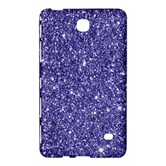 New Sparkling Glitter Print E Samsung Galaxy Tab 4 (7 ) Hardshell Case  by MoreColorsinLife