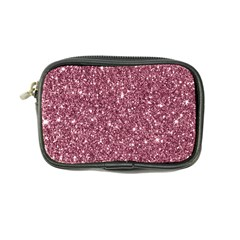 New Sparkling Glitter Print C Coin Purse by MoreColorsinLife