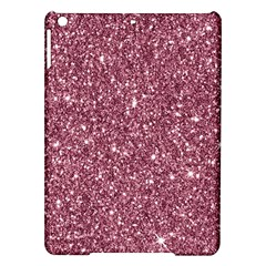 New Sparkling Glitter Print C Ipad Air Hardshell Cases by MoreColorsinLife