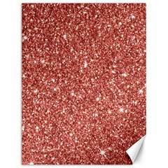 New Sparkling Glitter Print B Canvas 12  X 16   by MoreColorsinLife