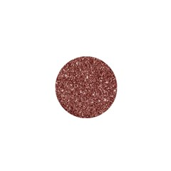 New Sparkling Glitter Print A 1  Mini Magnets by MoreColorsinLife