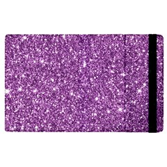 New Sparkling Glitter Print D Apple Ipad Pro 9 7   Flip Case by MoreColorsinLife