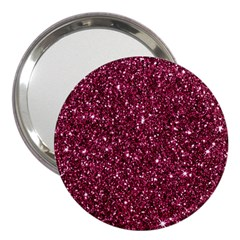 New Sparkling Glitter Print J 3  Handbag Mirrors by MoreColorsinLife