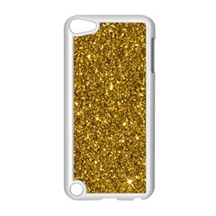 New Sparkling Glitter Print I Apple Ipod Touch 5 Case (white) by MoreColorsinLife
