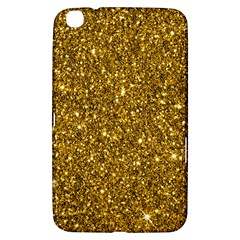 New Sparkling Glitter Print I Samsung Galaxy Tab 3 (8 ) T3100 Hardshell Case  by MoreColorsinLife
