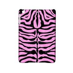 Skin2 Black Marble & Pink Colored Pencil Ipad Mini 2 Hardshell Cases by trendistuff