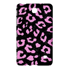 Skin5 Black Marble & Pink Colored Pencil Samsung Galaxy Tab 4 (7 ) Hardshell Case  by trendistuff