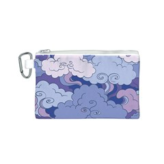 Abstract Nature 3 Canvas Cosmetic Bag (s) by tarastyle