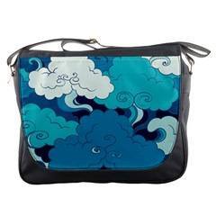 Abstract Nature 4 Messenger Bags by tarastyle