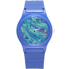 Abstract Nature 6 Round Plastic Sport Watch (s) by tarastyle