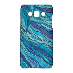Abstract Nature 6 Samsung Galaxy A5 Hardshell Case  by tarastyle