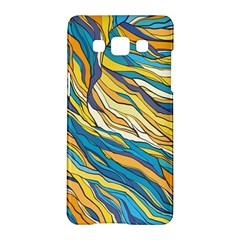 Abstract Nature 7 Samsung Galaxy A5 Hardshell Case  by tarastyle