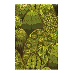 Abstract Nature 11 Shower Curtain 48  X 72  (small)  by tarastyle