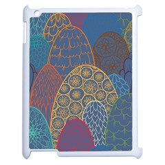 Abstract Nature 13 Apple Ipad 2 Case (white) by tarastyle