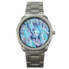 Abstract Nature 14 Sport Metal Watch by tarastyle