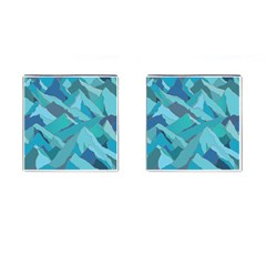 Abstract Nature 17 Cufflinks (square) by tarastyle