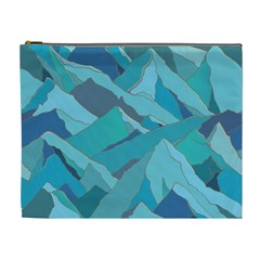 Abstract Nature 17 Cosmetic Bag (xl) by tarastyle
