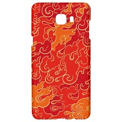 Abstract Nature 18 Samsung C9 Pro Hardshell Case  by tarastyle