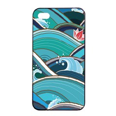 Abstract Nature 19 Apple Iphone 4/4s Seamless Case (black) by tarastyle