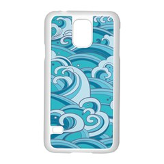 Abstract Nature 20 Samsung Galaxy S5 Case (white) by tarastyle
