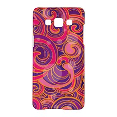 Abstract Nature 22 Samsung Galaxy A5 Hardshell Case  by tarastyle
