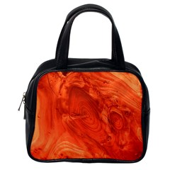 Fantastic Wood Grain 917a Classic Handbags (one Side) by MoreColorsinLife