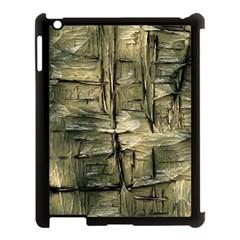 Grannys Hut   Structure 2a Apple Ipad 3/4 Case (black) by MoreColorsinLife