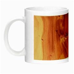 Fantastic Wood Grain 917b Night Luminous Mugs by MoreColorsinLife
