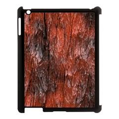 Grannys Hut   Structure 3c Apple Ipad 3/4 Case (black) by MoreColorsinLife
