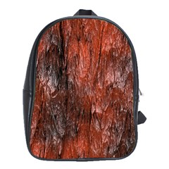 Grannys Hut   Structure 3c School Bag (xl) by MoreColorsinLife