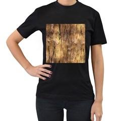 Grannys Hut   Structure 3a Women s T Shirt (black) by MoreColorsinLife
