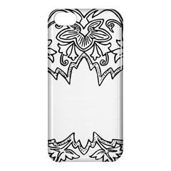 Bouquet Flower Decoration Pattern Apple Iphone 5c Hardshell Case by Onesevenart
