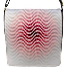Art Abstract Art Abstract Flap Messenger Bag (s) by Onesevenart
