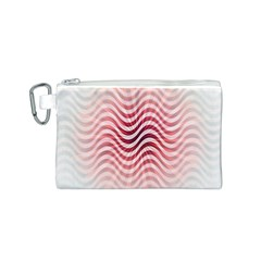 Art Abstract Art Abstract Canvas Cosmetic Bag (s) by Onesevenart