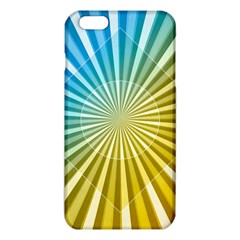 Abstract Art Art Radiation Iphone 6 Plus/6s Plus Tpu Case by Onesevenart