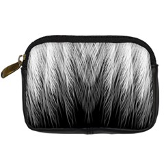 Feather Graphic Design Background Digital Camera Cases by Onesevenart