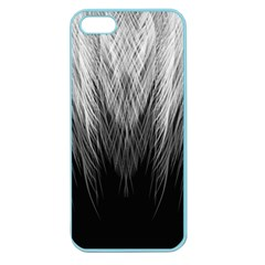 Feather Graphic Design Background Apple Seamless Iphone 5 Case (color) by Onesevenart