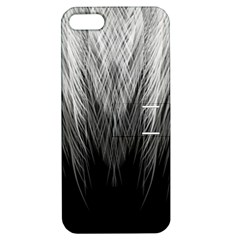 Feather Graphic Design Background Apple Iphone 5 Hardshell Case With Stand by Onesevenart