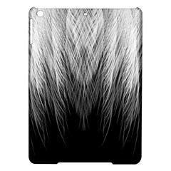Feather Graphic Design Background Ipad Air Hardshell Cases by Onesevenart