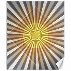 Abstract Art Art Modern Abstract Canvas 8  X 10  by Onesevenart