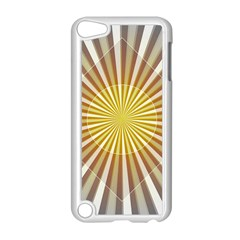 Abstract Art Art Modern Abstract Apple Ipod Touch 5 Case (white) by Onesevenart
