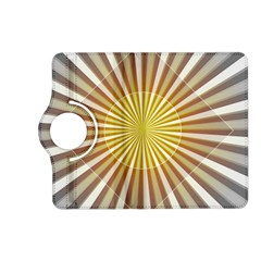 Abstract Art Art Modern Abstract Kindle Fire Hd (2013) Flip 360 Case by Onesevenart