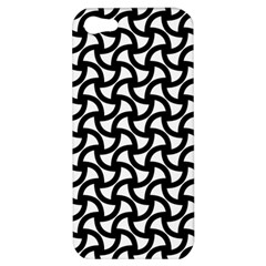 Grid Pattern Background Geometric Apple Iphone 5 Hardshell Case by Onesevenart