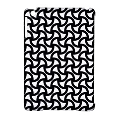 Grid Pattern Background Geometric Apple Ipad Mini Hardshell Case (compatible With Smart Cover) by Onesevenart